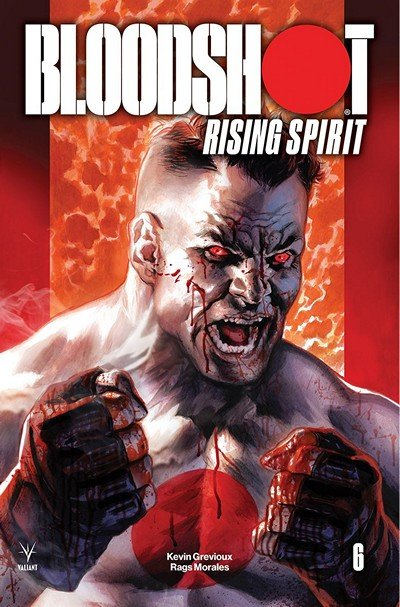 Bloodshot Rising Spirit #6 (2019)