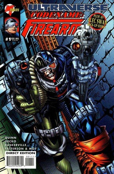 Codename – Firearm #0 – 5 (1995)