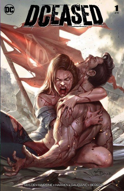 DCeased #1 (Preview) (2019)