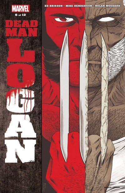 Dead Man Logan #6 (2019)