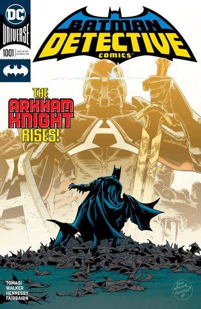 Detective Comics #1001 (2019)