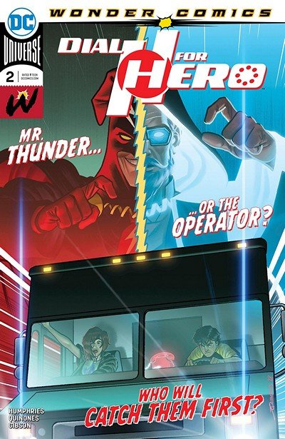 Dial H For Hero #2 (2019)