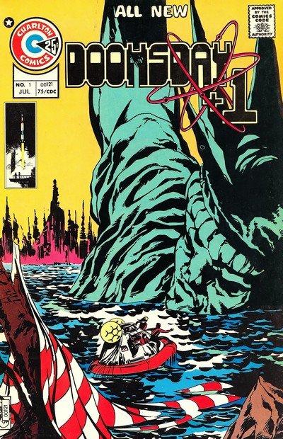 Doomsday + 1 #1 – 12 (1975-1979)