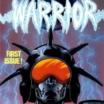Electric Warrior Vol. 1 #1 – 18 (1986-1987)