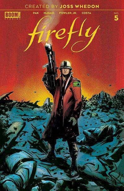 Firefly #5 (2019)