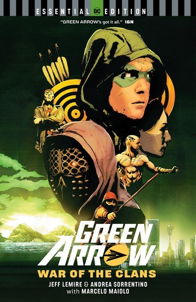 Green Arrow – War of the Clans (DC Essential Edition) (2018)