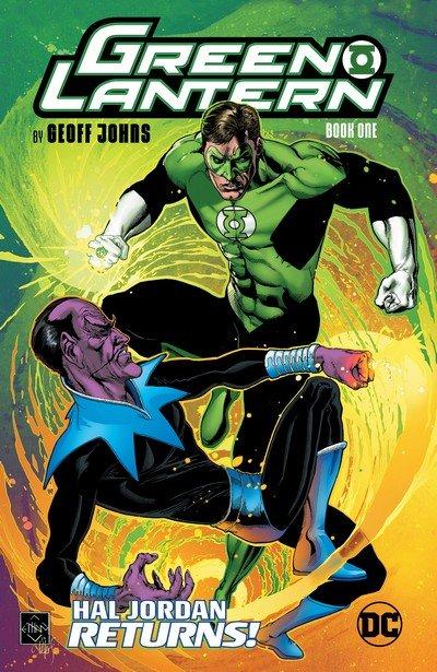 Green Lantern by Geoff Johns Book 1 (2019)
