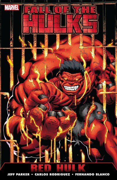 Hulk – Fall of the Hulks – Red Hulk (TPB) (2010)