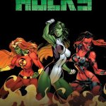 Hulk – Fall of the Hulks – The Savage She-Hulks (TPB) (2010)
