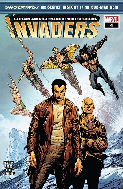 Invaders #4 (2019)