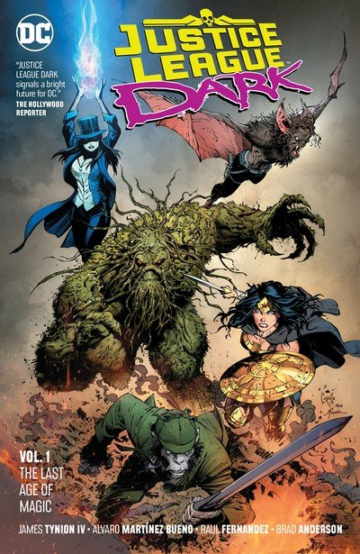 Justice League Dark Vol. 1 – The Last Age of Magic (TPB) (2019)