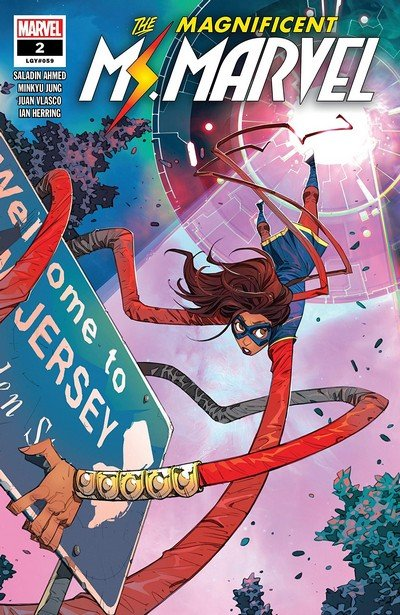 Magnificent Ms. Marvel #2 (2019)
