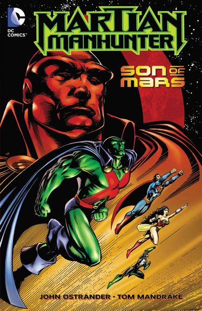 Martian Manhunter – Son of Mars (TPB) (2014)
