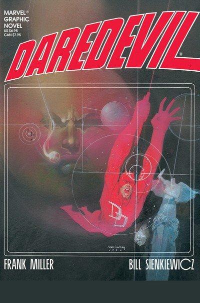 Marvel Graphic Novel – Daredevil – Love and War (1986)