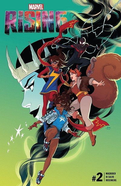 Marvel Rising #2 (2019)