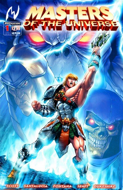 Masters of the Universe (MVCreations) (2002-2004)