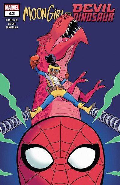 Moon Girl And Devil Dinosaur #42 (2019)