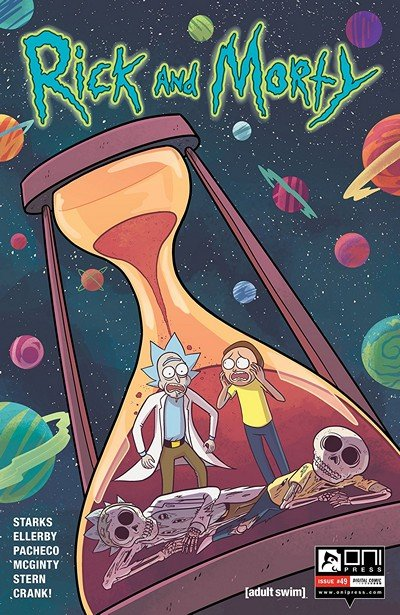 Rick And Morty #49 (2019)