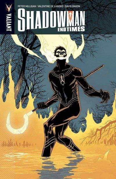 Shadowman – End Times (TPB) (2014)