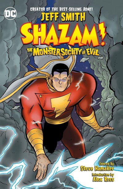 Shazam! – The Monster Society of Evil (TPB – New Edition) (2019)