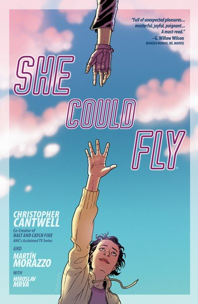She Could Fly Vol. 1 – Obsessive Propulsion (TPB) (2019)