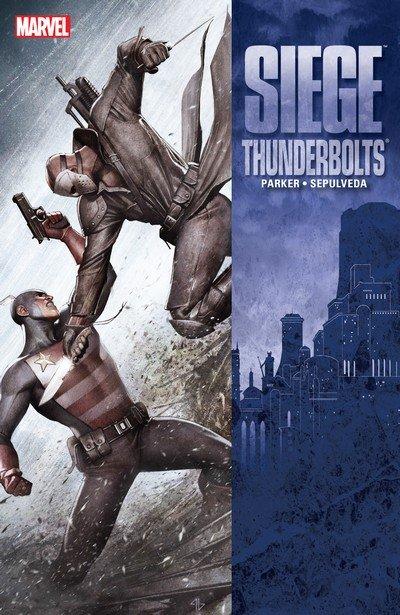 Siege – Thunderbolts (TPB) (2010)