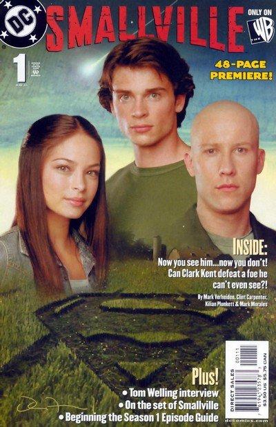 Smallville #1 – 11 (2003-2005)