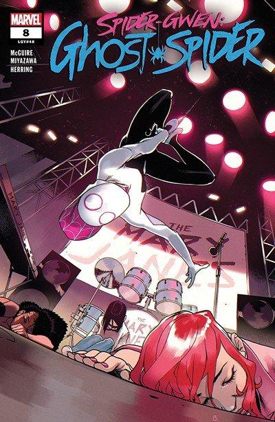 Spider-Gwen – Ghost-Spider #8 (2019)