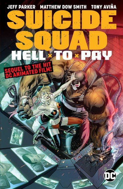 Suicide Squad – Hell to Pay (TPB) (2019)