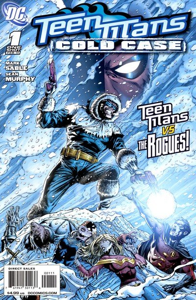 Teen Titans – Cold Case #1 (2011) (One-Shot)