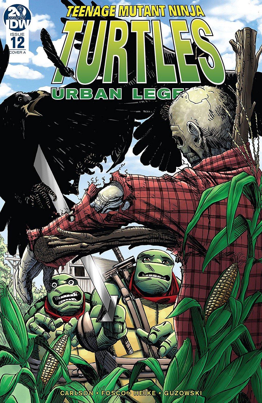 Teenage Mutant Ninja Turtles – Urban Legends #12 (2019)