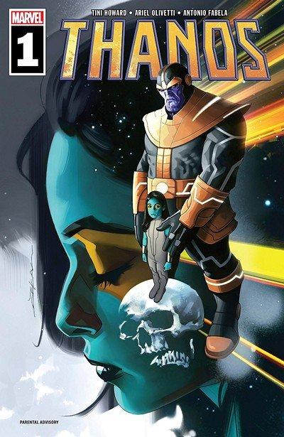 Thanos #1 (2019)