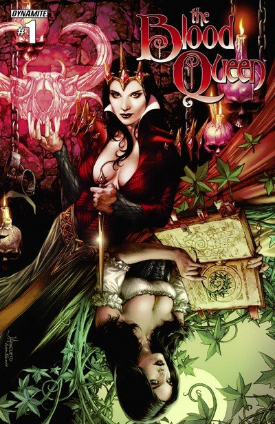 The Blood Queen #1 – 6 + Annual (2014)