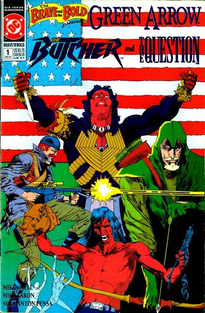 The Brave and the Bold Vol. 2 #1 – 6 (1991-1992)