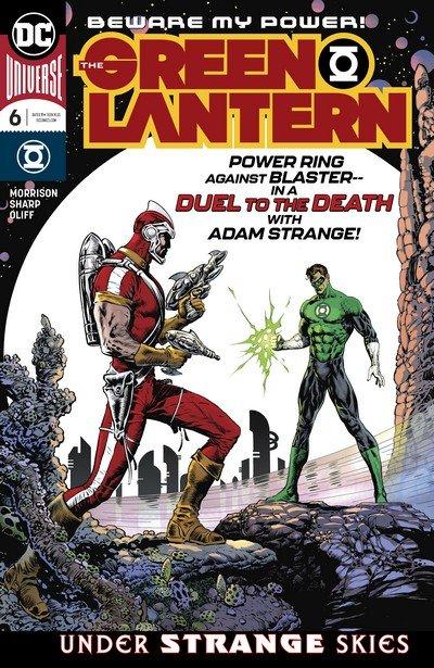 The Green Lantern #6 (2019)