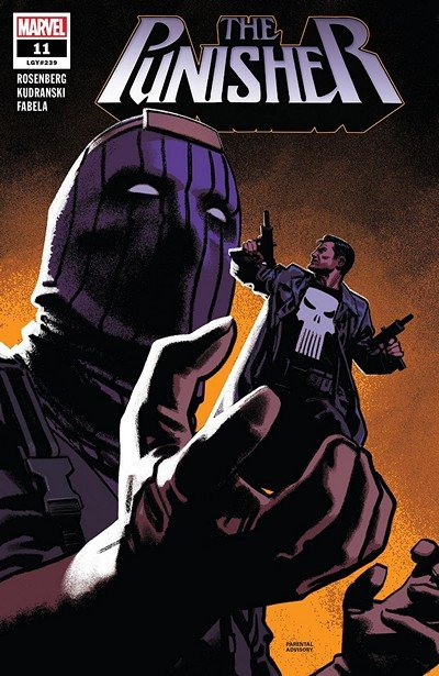 The Punisher #11 (2019)