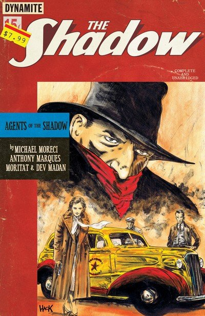 The Shadow – Agents of Shadow (2014)
