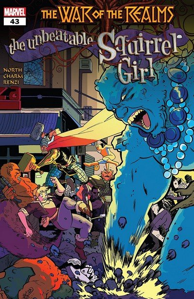 The Unbeatable Squirrel Girl #43 (2019)