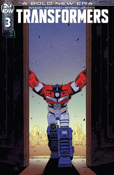 Transformers #3 (2019)