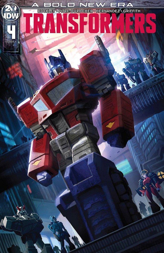 Transformers #4 (2019)