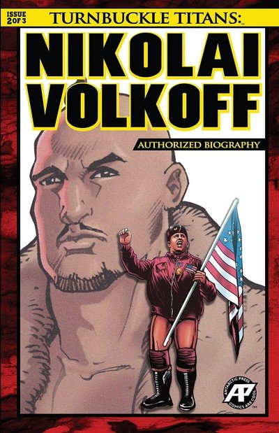 Turnbuckle Titans – Nikolai Volkoff #2 (2019)