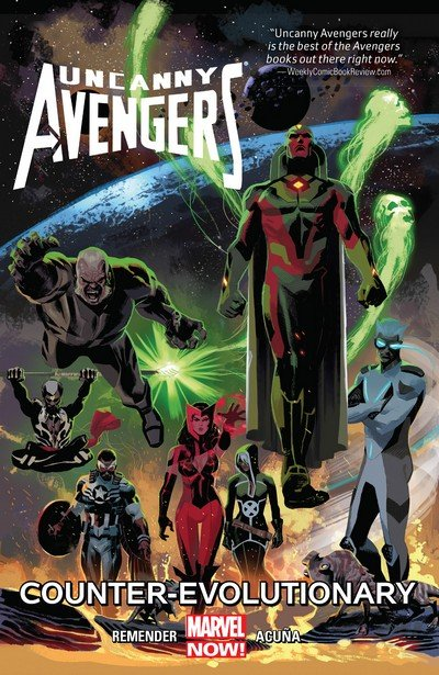 Uncanny Avengers Vol. 1 – Counter-Evolutionary (TPB) (2015)