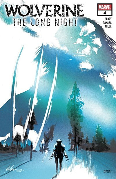 Wolverine – The Long Night Adaptation #4 (2019)