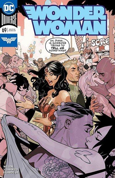 Wonder Woman #69 (2019)