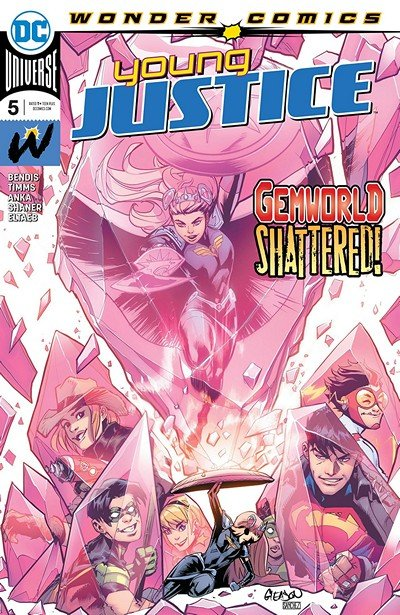 Young Justice #5 (2019)