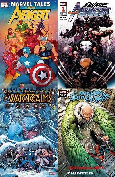 2019.05.01 Marvel Week+