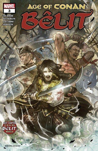 Age Of Conan – Belit – Queen Of The Black Coast #3 (2019)