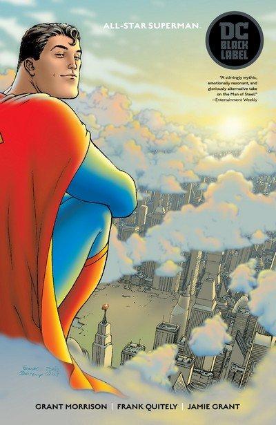 All-Star Superman (TPB) (2018, DC Black Label Edition)