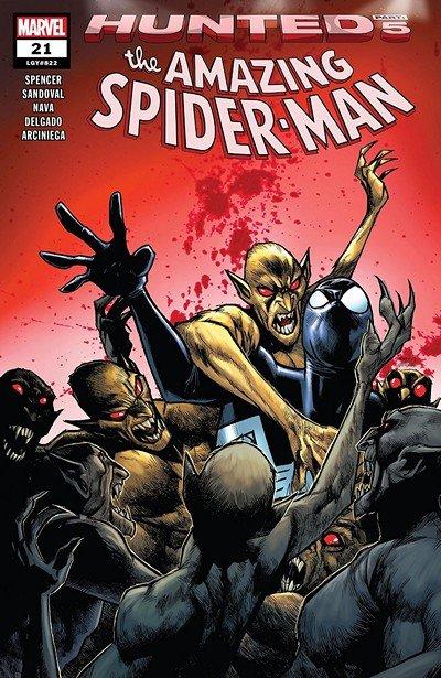 Amazing Spider-Man #21 (2019)