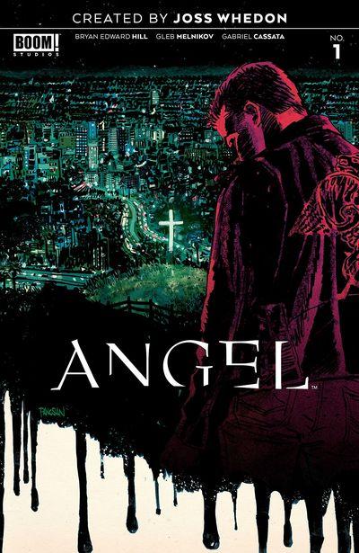Angel #1 (2019)